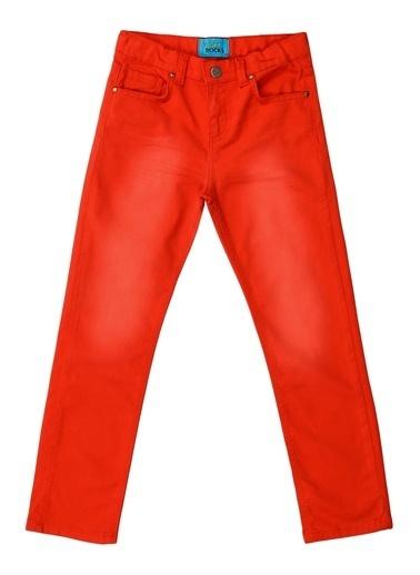 Funky Rocks Pantolon Kırmızı